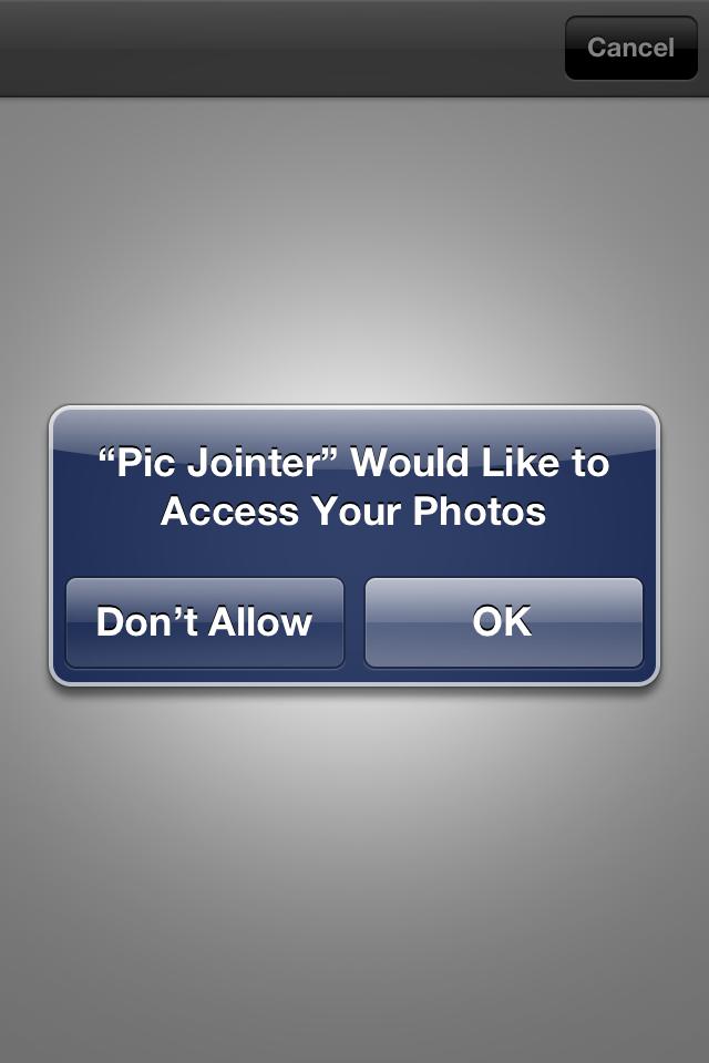Pic Jointer Alert Image