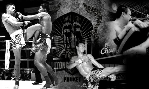 Different Muay Thai Kicks -- Muay Thai Thailand