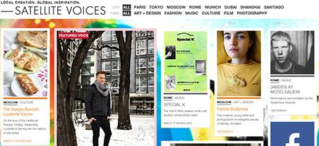 Grid Based Web Design -- Website Design Philippines