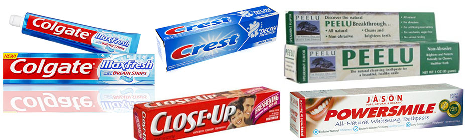 10 Most Trusted Toothpaste Brands -- Pediatric Dentist Mississauga