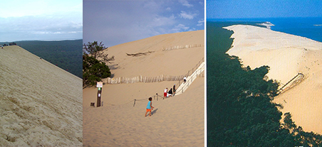 The Great Dune of Pyla -- Bordeaux Apartment