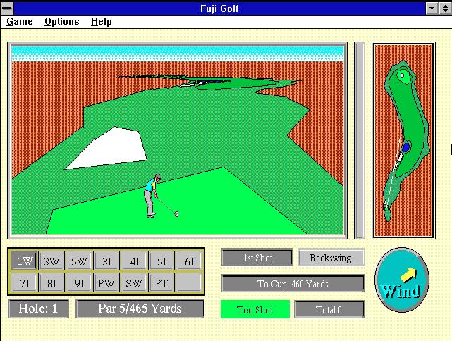 fuji golf