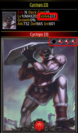 Awakening of Hades Bugs Mismatch_Evolve_Cyclops