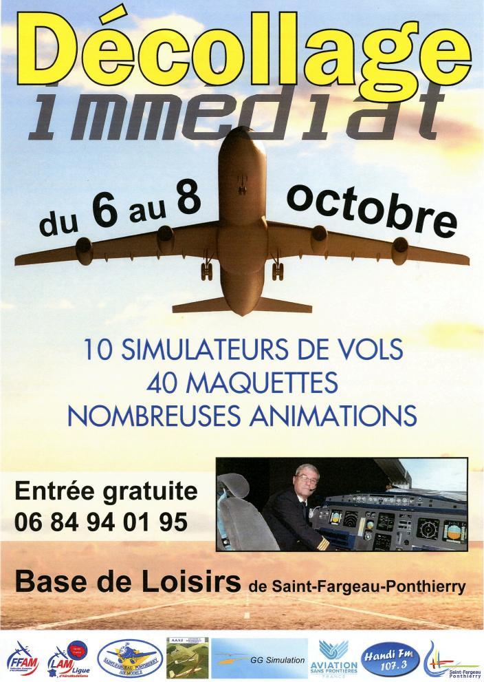 Féte aéronautique de St Fargeau - 7 et 8 octobre 2017 Affiche_St_Fargeau_Ponthierry