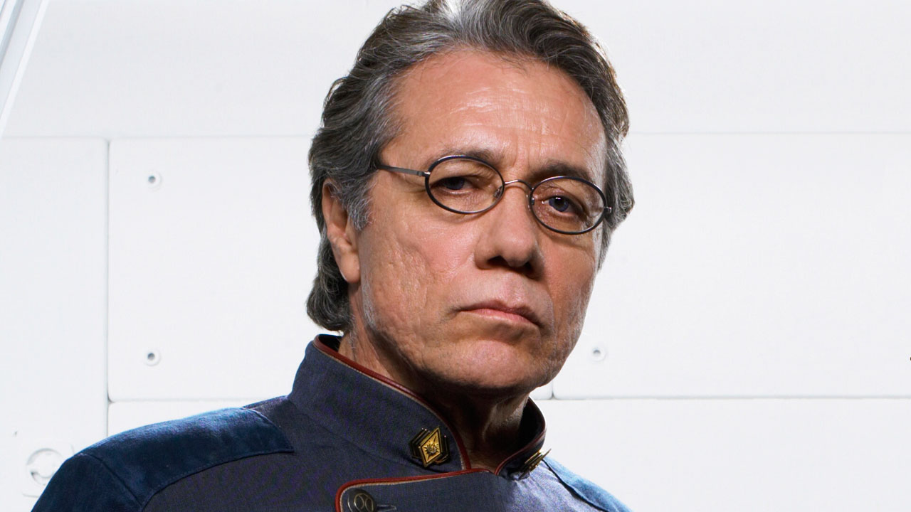 The Predator Adds Battlestar Galactica's Edward James Olmos to Cast