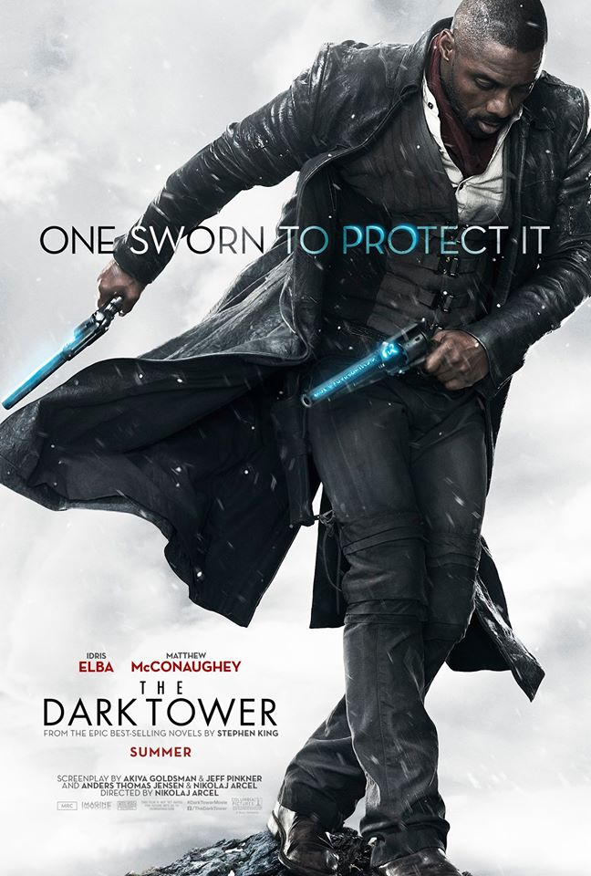 New The Dark Trailer Posters Released, First Trailer to Be Debuted Tomorrow