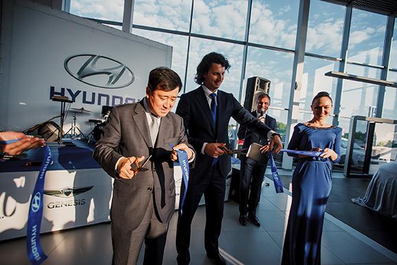 «Хендэ Мотор СНГ» и Группа компаний «КАН АВТО» объявляют  об открытии нового дилерского центра в Казани