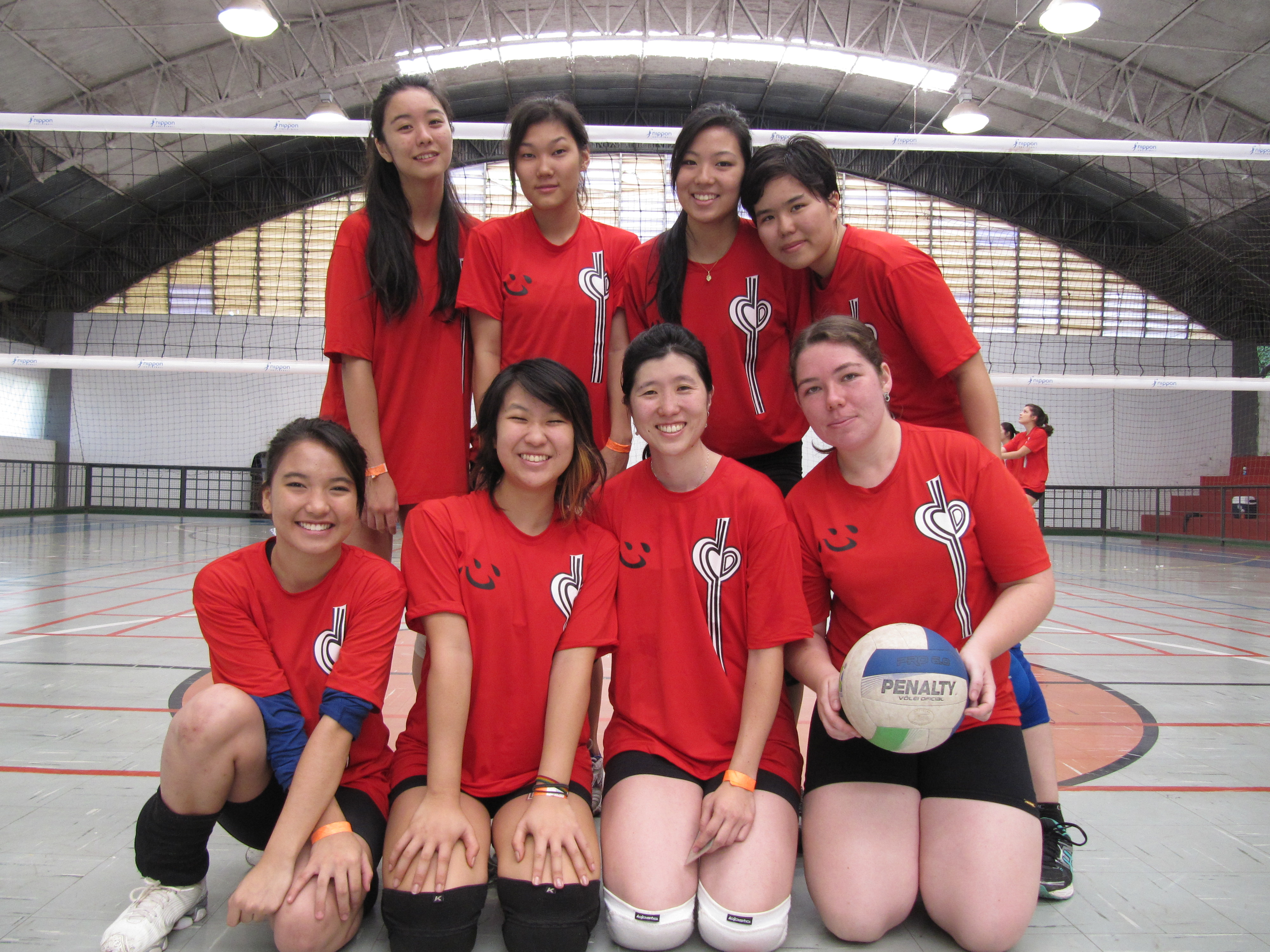 Time B Voleibol Feminino