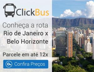 Passagens de ônibus Cometa