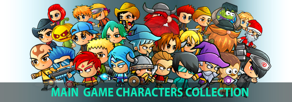 The Wizards 2D Game Character Sprites 149 (Sprites)