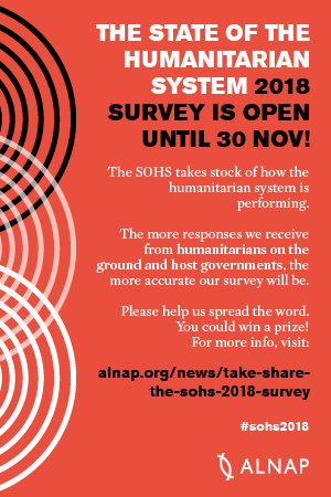 ALNAP State of the System Survey 2018