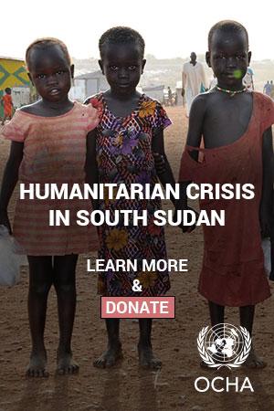 Microsite on South Sudan