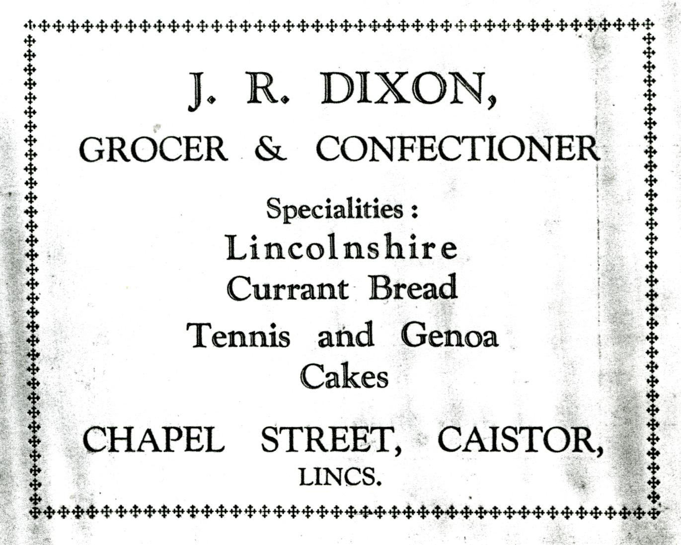 Dixon J R aft 1921.jpg