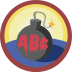 Alphabet Danger Zone Badge Icon