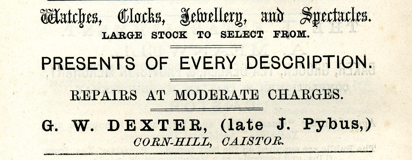 Advert 1892 G W Dexter.jpg