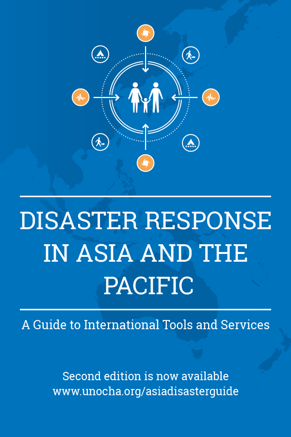 Disaster Response in Asia and the Pacific