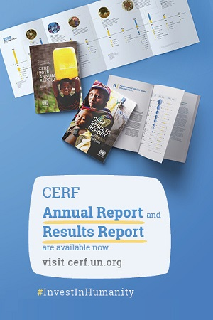 CERF Results Report 2019