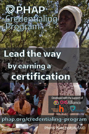 PHAP Credentialing Program