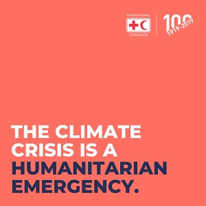 The climate crisis is a humanitarian emergency