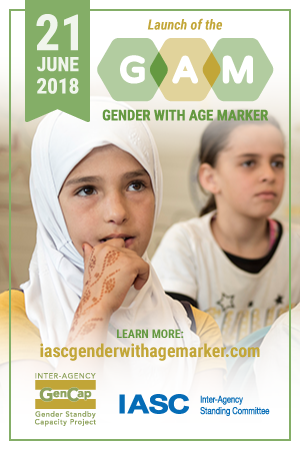 IASC Gender with Age Marker