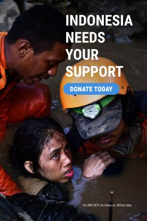 Indonesian Earthquake Tsunami Appeal