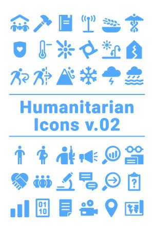 Humanitarian Icons 2.0
