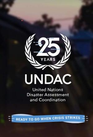 25 Years of UNDAC