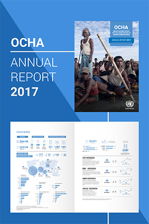 OCHA Annual report 2017