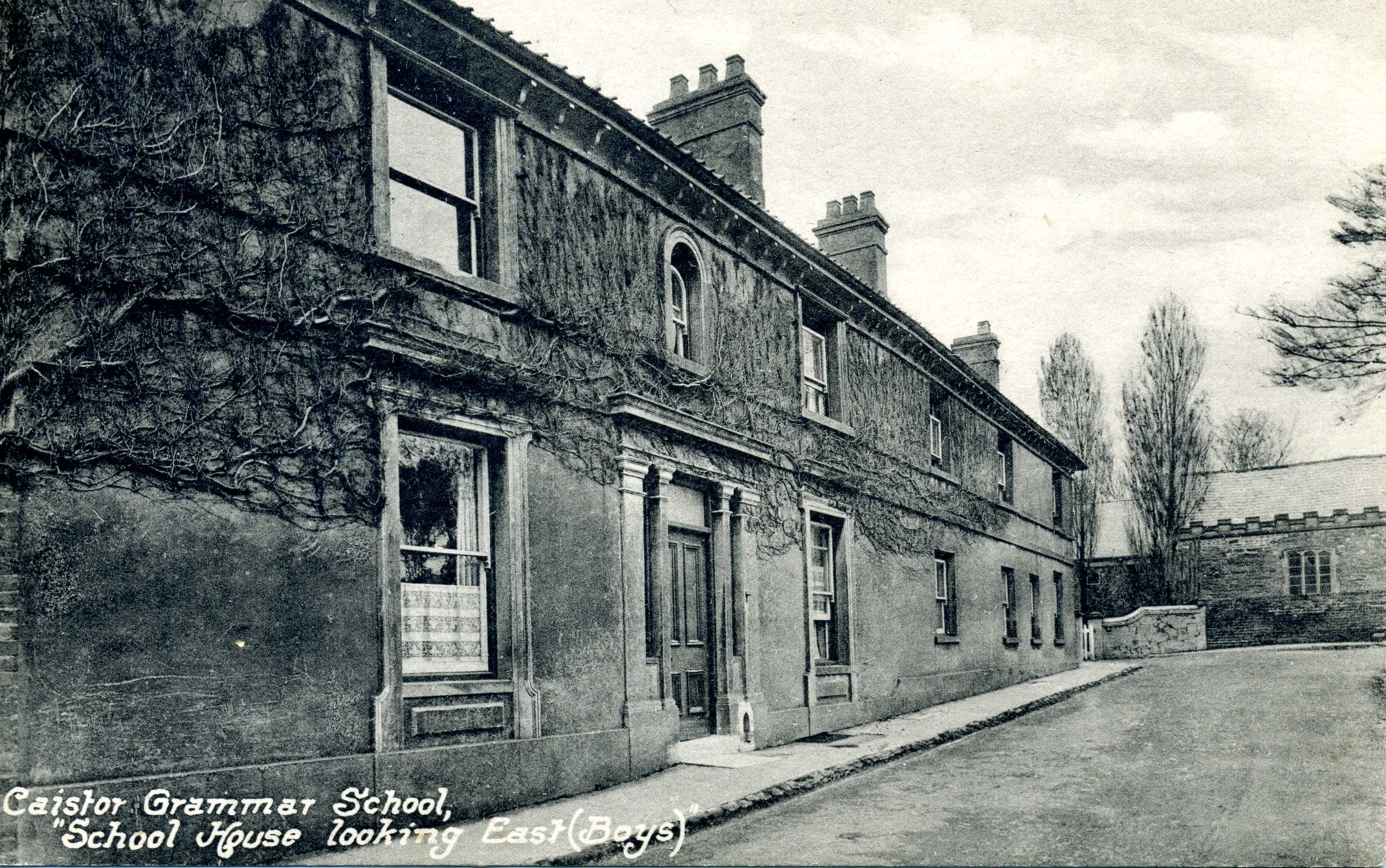 Postcard 1947 Casterby House015.jpg