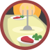 Dinner Party! Badge Icon