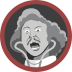 Mad Scientist Badge Icon