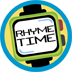 Rhyme Time Badge Icon