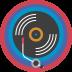 Record Collector Badge Icon