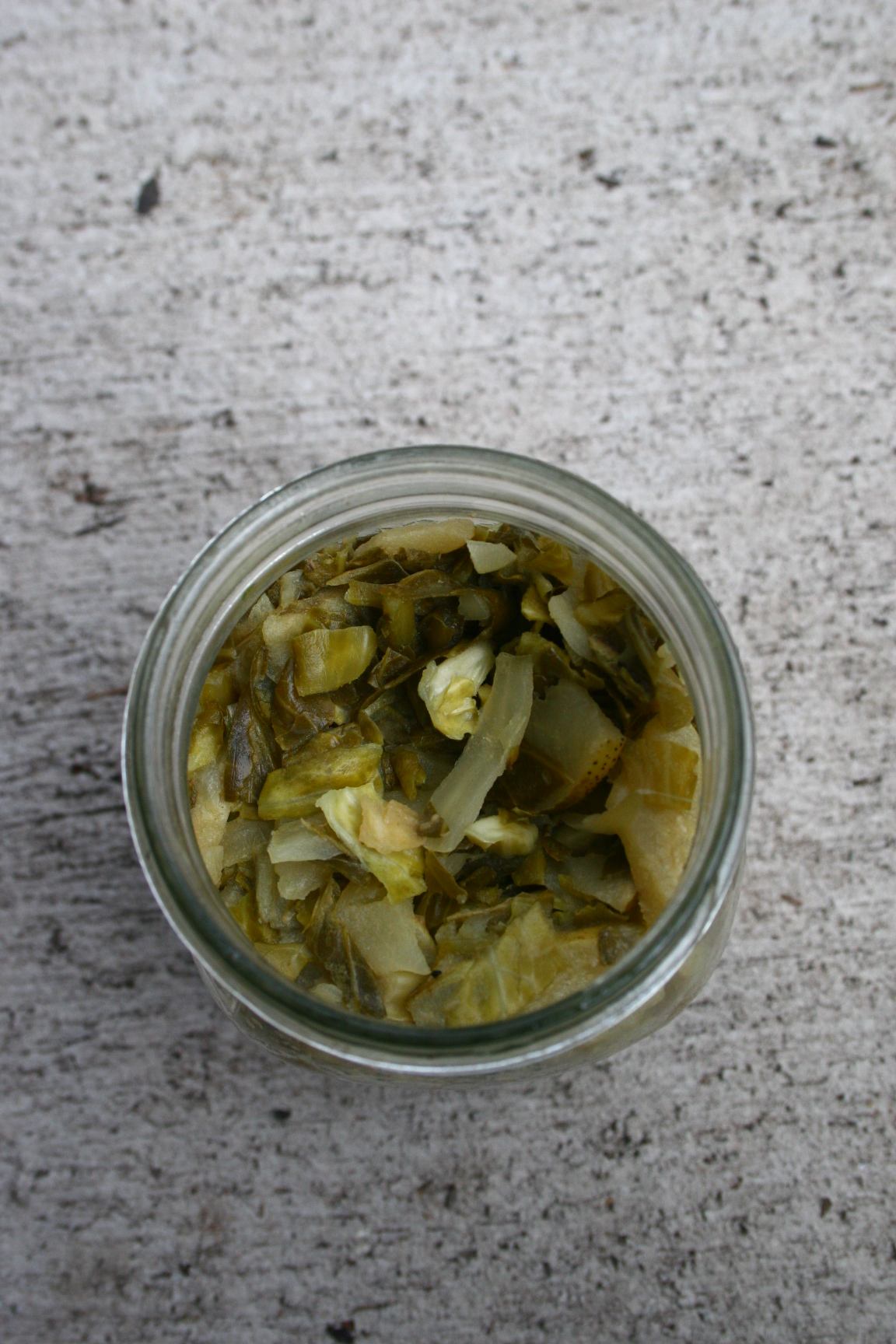 Apple Onion Sauerkraut--An Easy Sauerkraut in a Jar Recipe | Fermentools.com