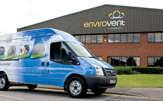 EnviroVent property and estate agency franchise