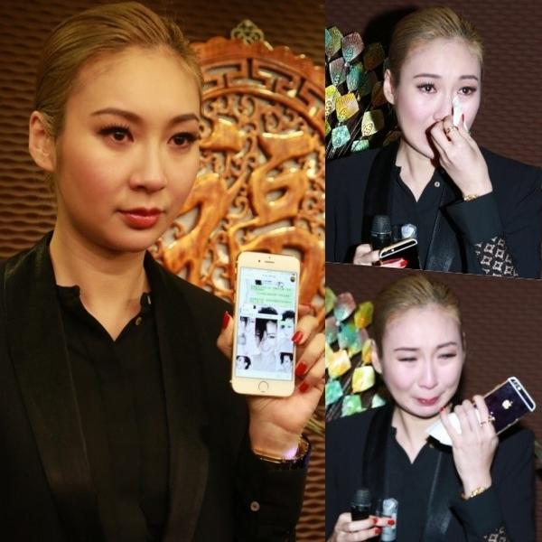 Jacqueline Chong បញ្ចប់មិត្តភាពបន្ទាប់ពីផ្ទុះសង្គ្រាមមពាក្យសម្តីជាមួយ Gregory Wong