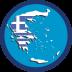 Think Greek Badge Icon