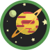 Shoot for the Stars Badge Icon