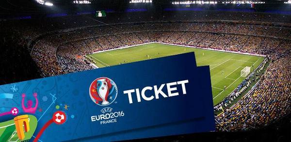 តម្លៃសំបុត្រទស្សនាបាល់ទាត់ Euro 2016 មានចាប់ពី២៥ដុល្លាររហូតដល់៩២២ដុល្លារ