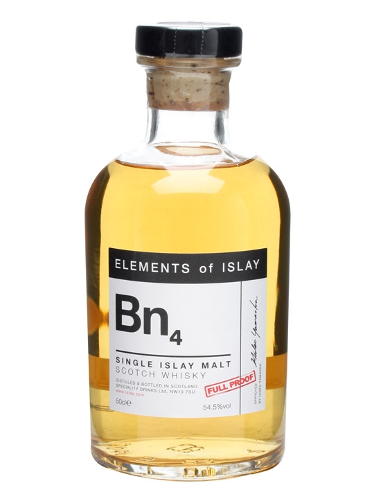 Elements of Islay Bn4 Islay Single Malt Bunnahabhain