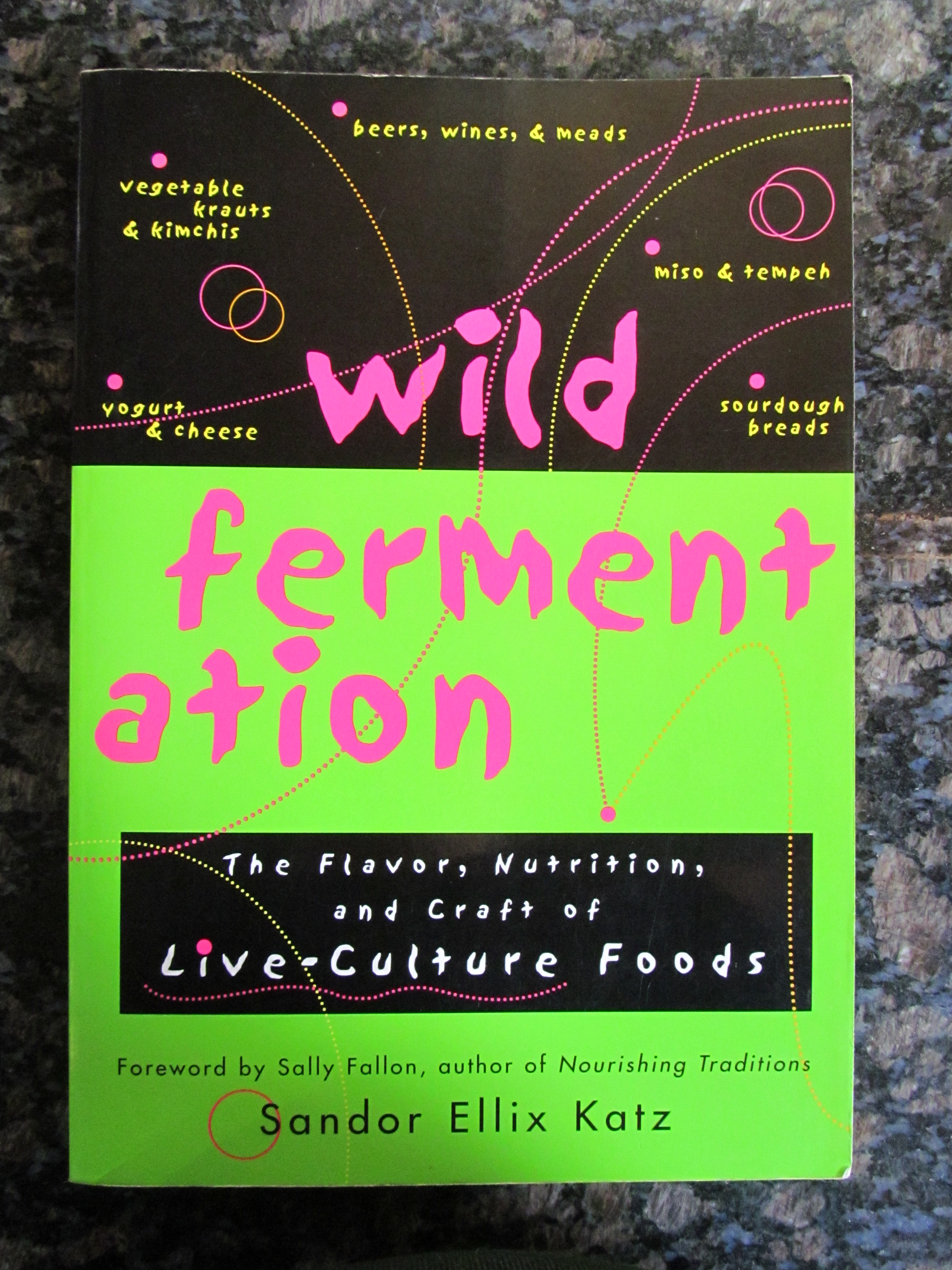 Book Review--Wild Fermentation | Fermentools.com
