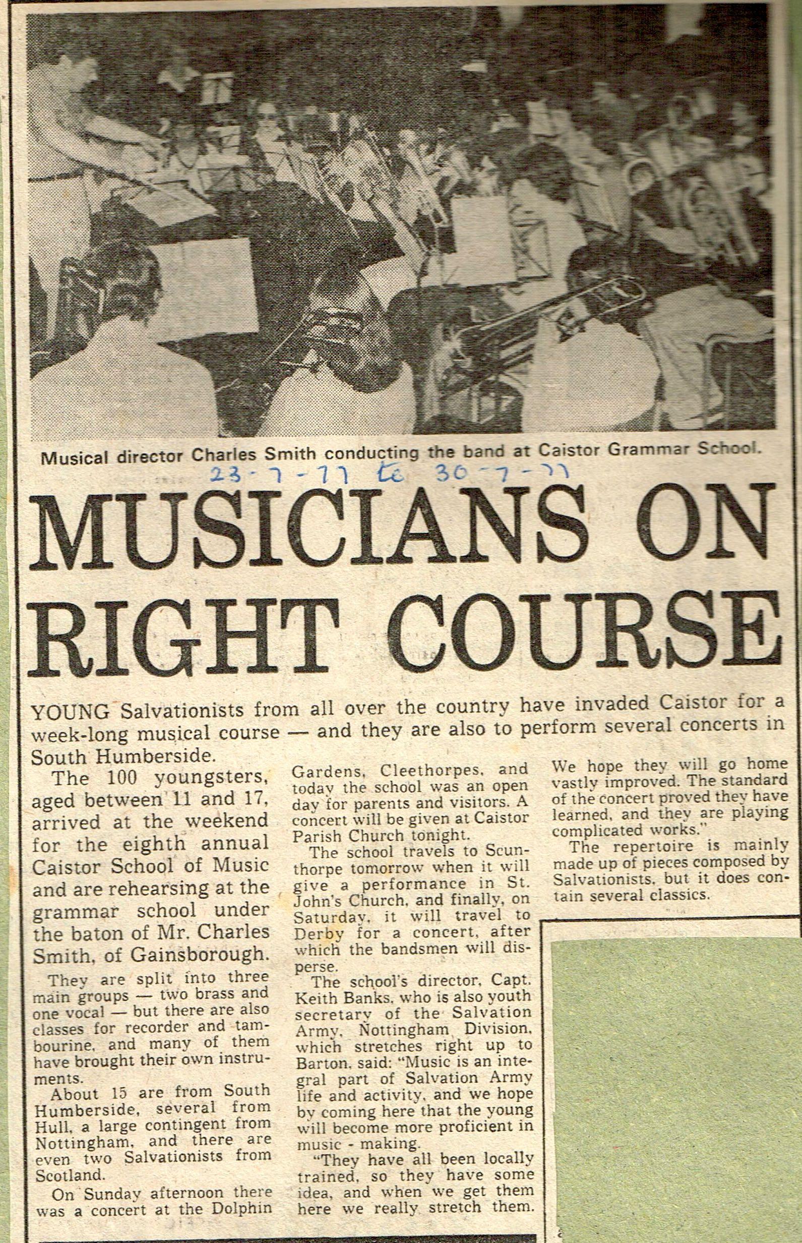 1977 Salvation Army Musicians.jpg