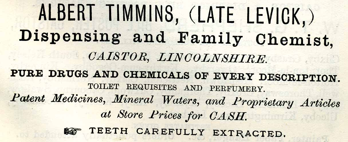 Advert Oct 1891.jpg