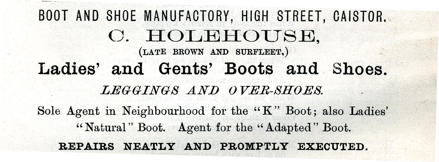 Advert 1893 C Holehouse.jpg