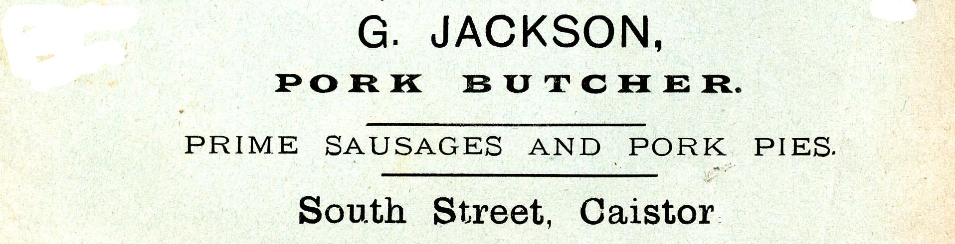 Advert 1903 G Jackson.jpg