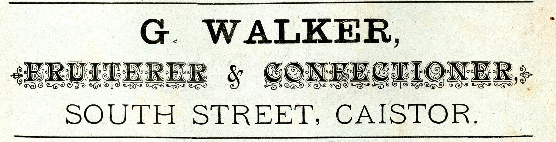 Advert 1904 G walker.jpg