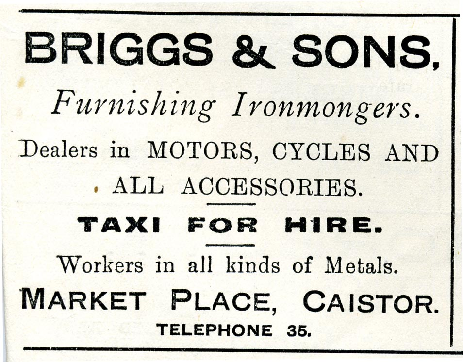 Advert 1933 Briggs.jpg