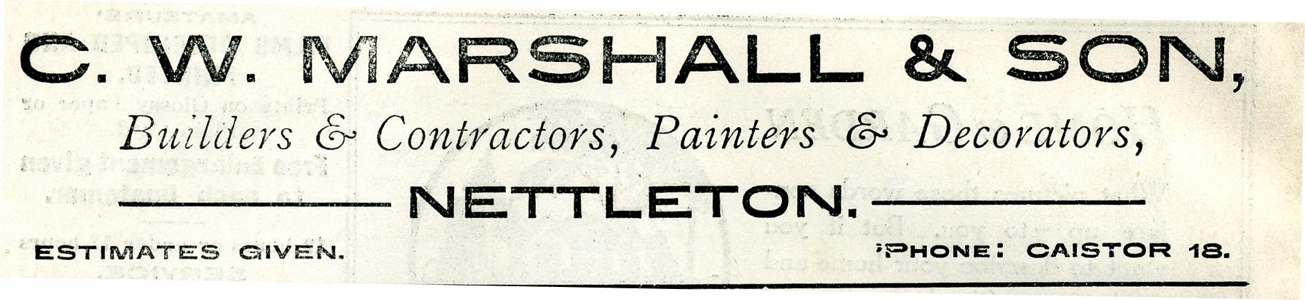 Advert 1933 Marshall.jpg