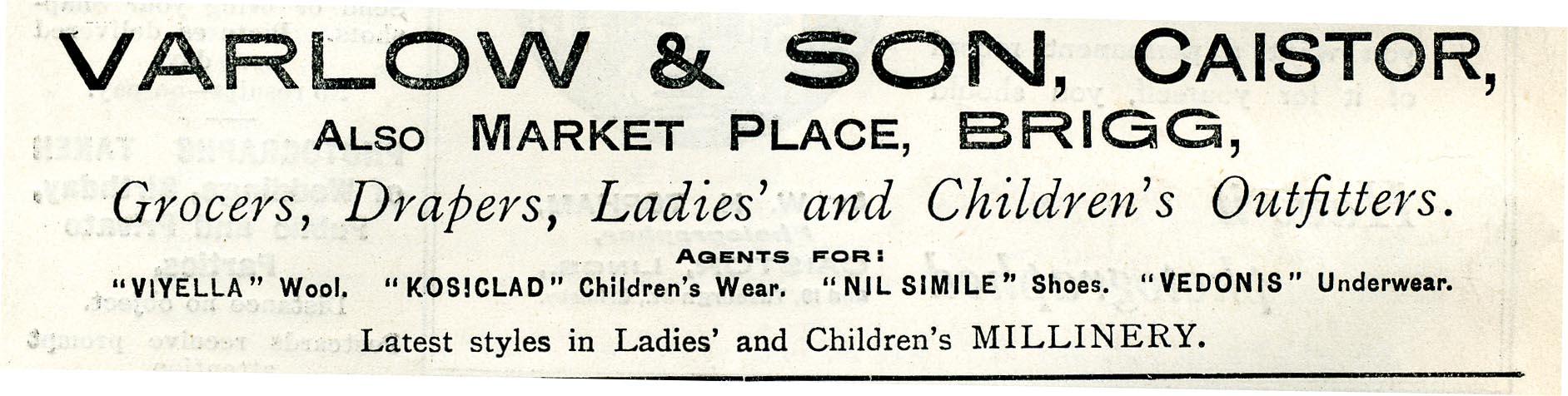 Advert 1933 Varlow.jpg