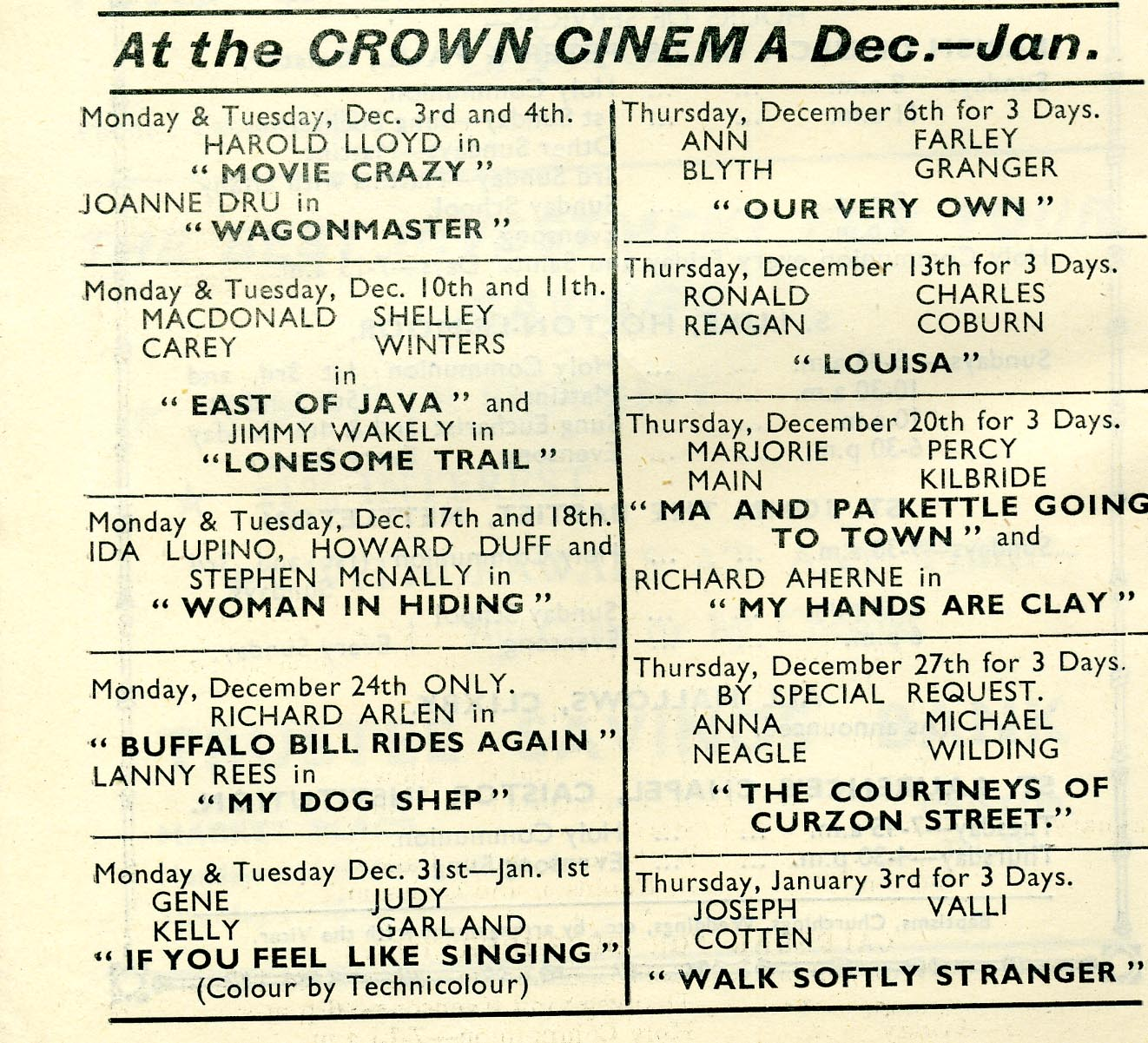 Advert 1951 Cinema.jpg